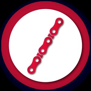 cadenas para montacargas